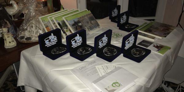 Gemeinsame Jahresabschlussfeier EWU RLP&SAAR