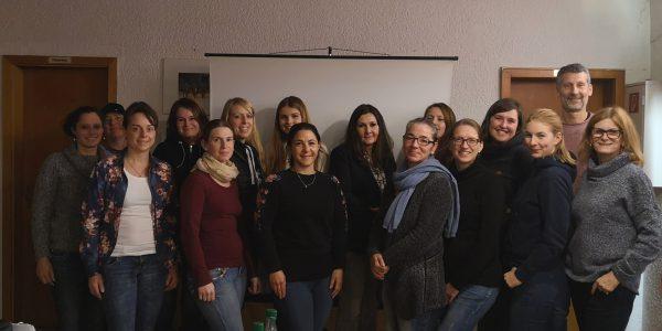 Ringsteward-Seminar der EWU RLP und Saar in Kusel